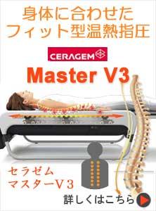 温熱指圧機マスターV3